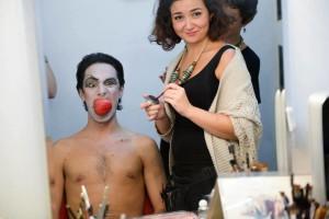 Backstage - Trucco Teatrale_Artimmagine