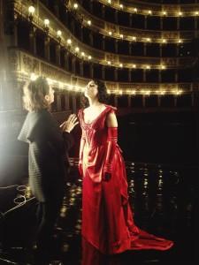 Backstage shooting_Trucco e parrucco Artimmagine Napoli