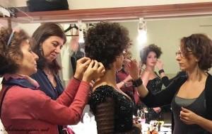 Trucco parrucco Traviata Artimmagine Napoli