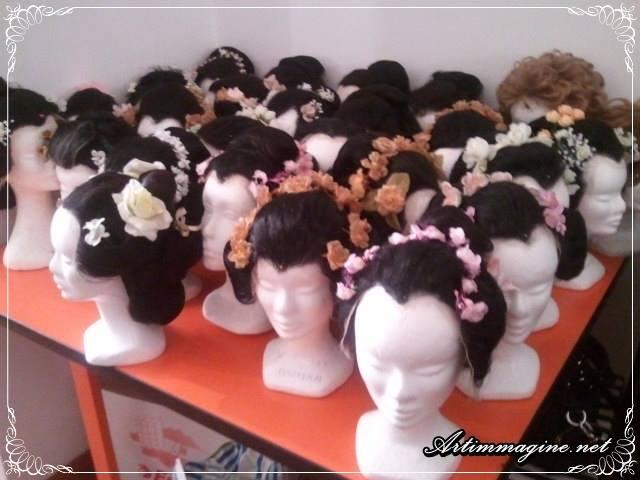 Parrucche artigianali_Artimmagine napoli