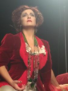 TRucco e parrucca TRaviata '15 Teatro San Carlo con Mariagrazia Schiavo