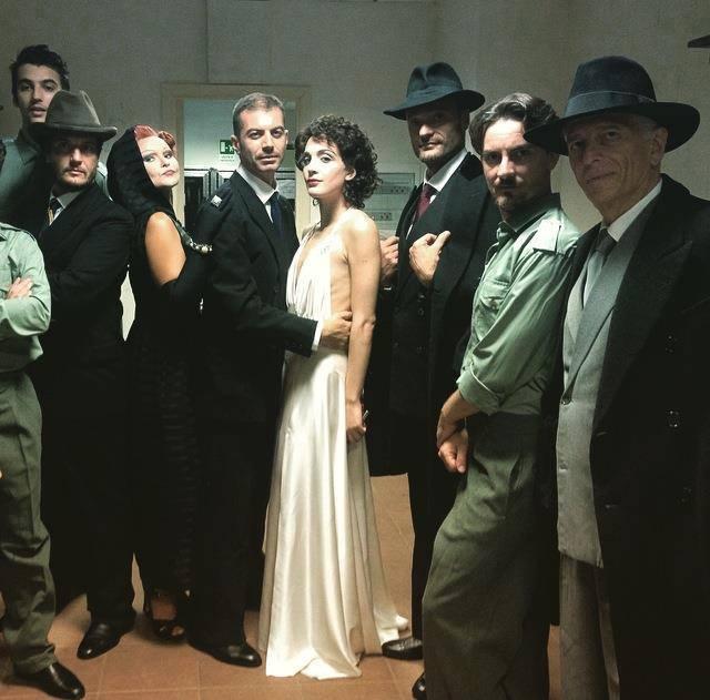 Tosca - San carlo Opera Festival - Trucco e parrucche Artimmagine Napoli