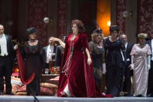Traviata Teatro San Carlo - Parrucche e trucco Artimmagine Napoli