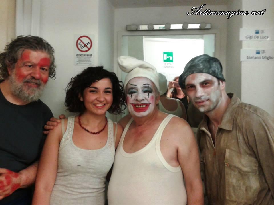 Finale di Partita - Napoli Teatro Festival_Trucco