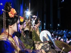 Parrucche Turandot _Artimmagine Napoli