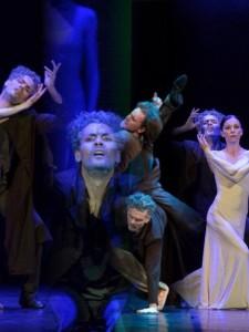 Requiem - Teatro San Carlo Napoli Trucco Artimmagine